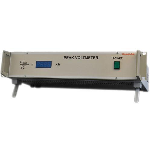 digitales Voltmeter / stationär / Hochspannung