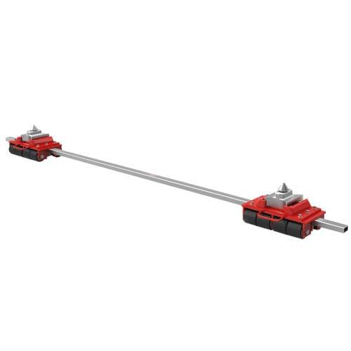 Transportfahrwerk für 4-Punkt Auflage