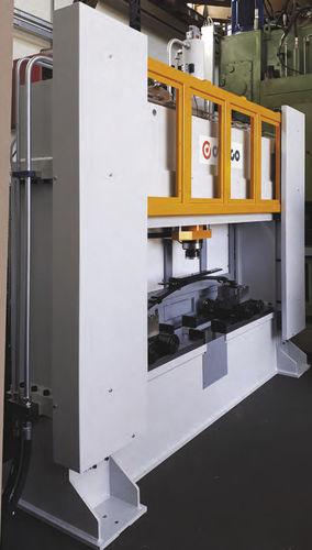 Federprüfmaschine / Kompression / vertikal