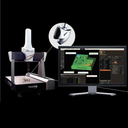 Berechnung Software - Innovalia-Metrology