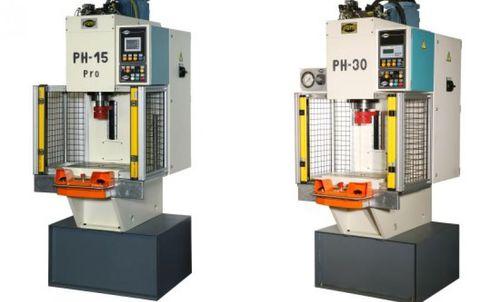 hydraulische Presse / Stanz / Montage / Zweiständer