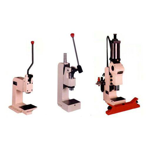 manuelle Presse / pneumatisch / Umform / Kniehebel