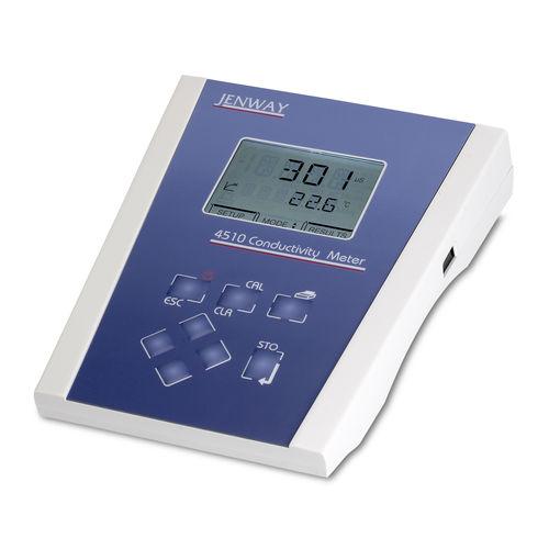 Tischgerät-Leitfähigkeitsmessgerät / mit automatischem Temperaturausgleich