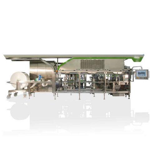 FFS-Verpackungsanlage / für die Lebensmittelindustrie