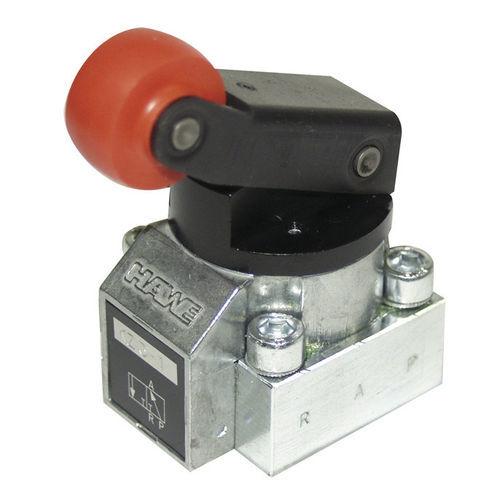 Hydraulik-Wegeventil / Dreh