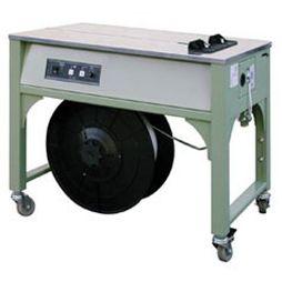 halbautomatische Umreifungsmaschine / für Dosen