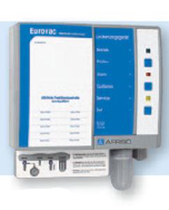 Flüssigkeits-Leckdetektor / kompakt / wandmontiert / Vakuum