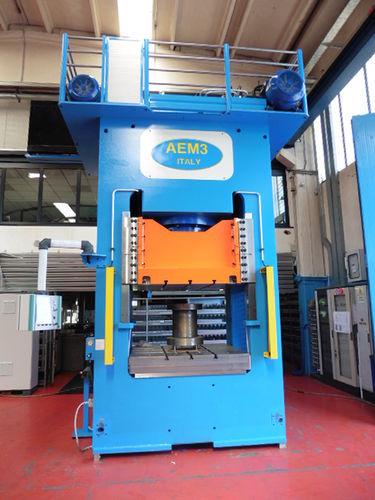 hydraulische Presse / motorisiert / Form / Kompression