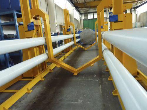 hydraulische Presse / Siegelmaschine / horizontal