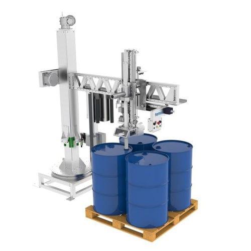 Abfüllanlage für Flüssigprodukte