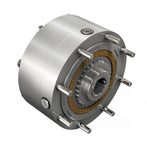 Mehrblatt-Bremse / Federdruck / hydraulisch / mechanisch