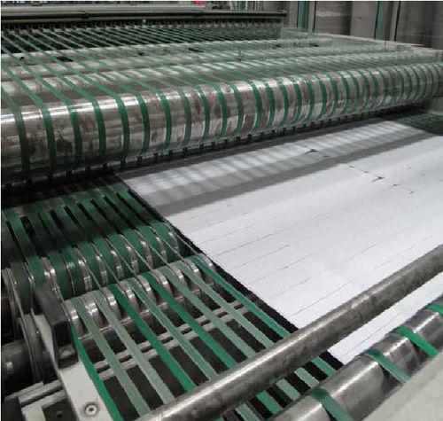 Thermoplast-Förderband / für die Papierindustrie / hochbeständig / chemikalienbeständig