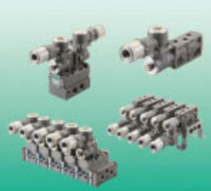 pneumatisch gesteuertes Ventil / für Luft / für Industrieanwendungen