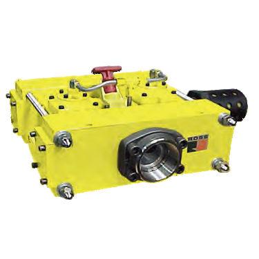 Druckluft-Sicherheitsventil / Gewinde / manuell / pilotgesteuert