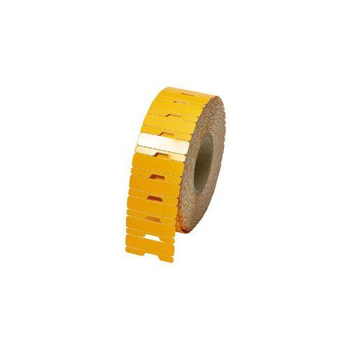 Thermotransferetikett / Polyester / für die Markierung von Kabeln