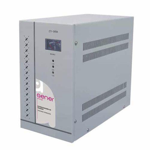 3-Phasen-Spannungskonstanthalter / einphasig / automatisch