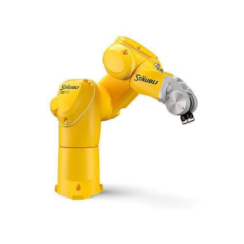 Knickarmroboter / 6-Achs / Hochgeschwindigkeit / kompakt