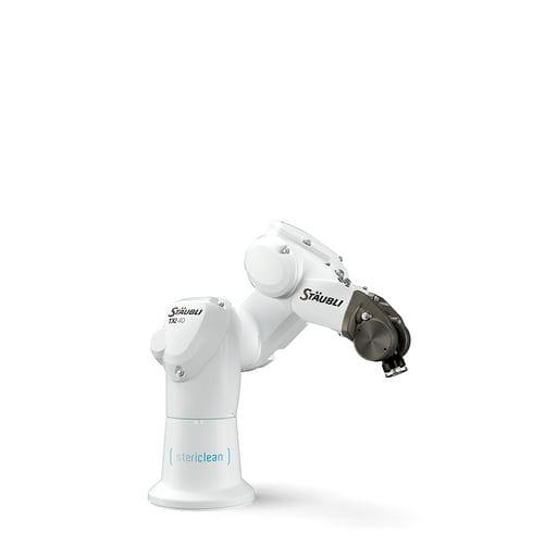 Knickarmroboter / 6-Achs / kompakt / selbstlernend