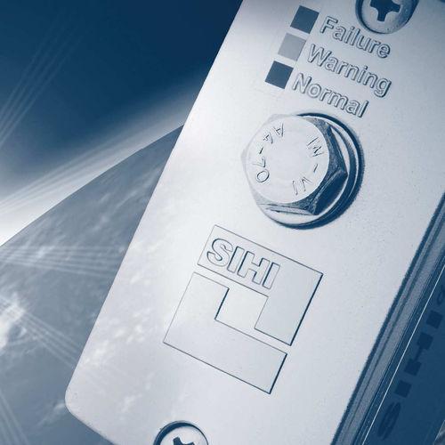 Zustand-Überwachungssystem / Durchfluss / Ladung / Schwingung