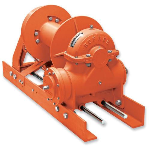 elektrische Winde / hydraulisch / mechanisch / mit Schnecke
