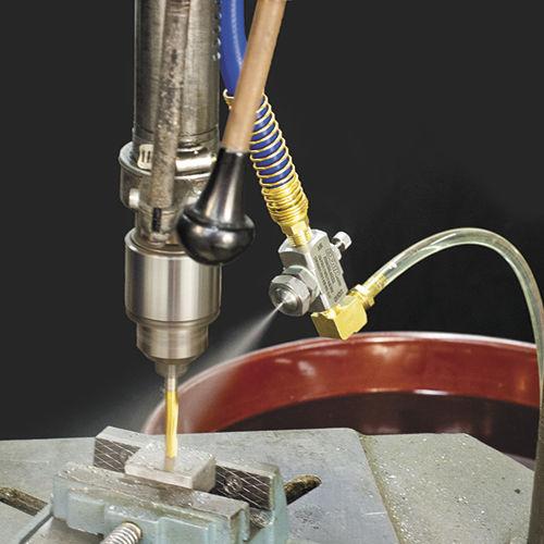 Spritzdüse / für Farbe / Edelstahl / für die Stahlindustrie