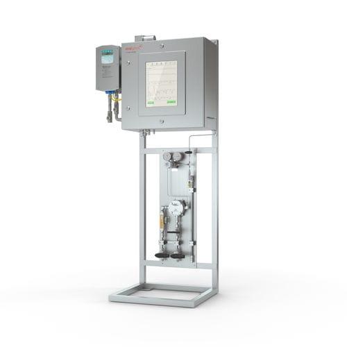 Kohlenwasserstoff-Analysator / für Erdöl / Flüssiggas / Kraftstoff