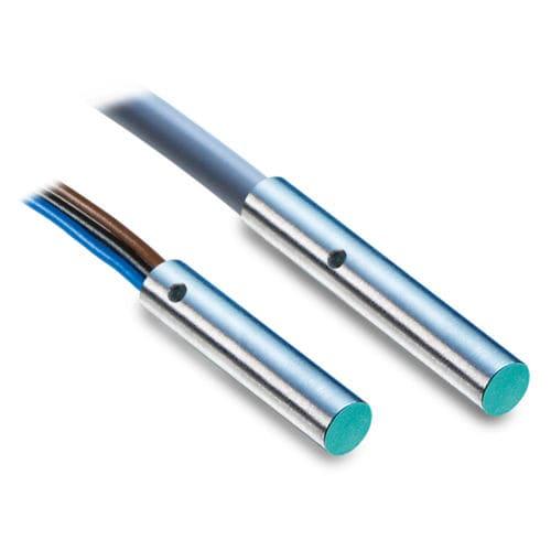 induktiver Näherungsschalter / zylinderförmig / Miniatur / IP67