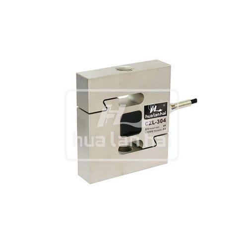 Wägezelle / Zug- und Druckkraft / S-förmig / Aluminium-Legierung