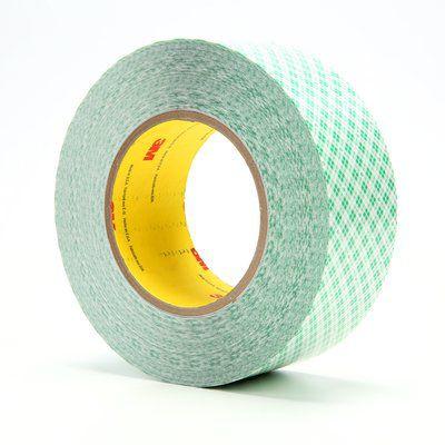 doppelseitiges Klebeband / Gummi / Polyethylen / für Industrieanwendungen