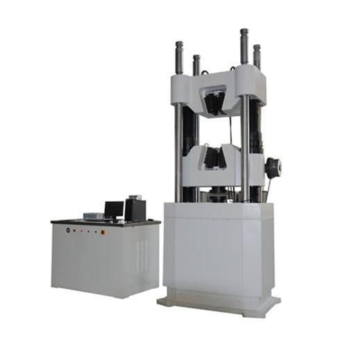 elektrohydraulische Prüfmaschine / Kompression / Biege / Scherung