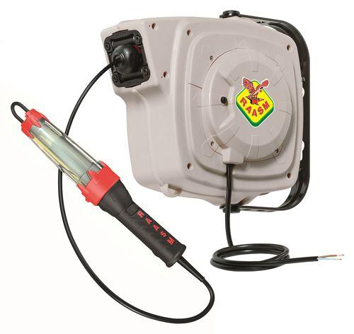 Aufwickler für Elektrokabel - RAASM SpA