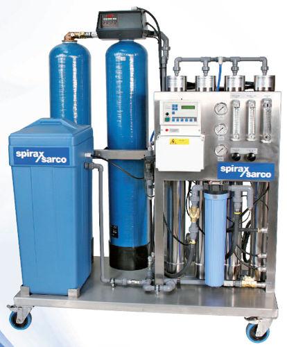 Umkehrosmose-Wasserreinigungseinheit