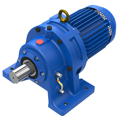 Zykloidengetriebe / Koaxial / Hochleistung / geräuscharm