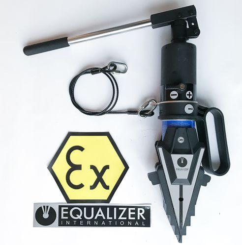 hydraulischer Flanschspreizer / ATEX