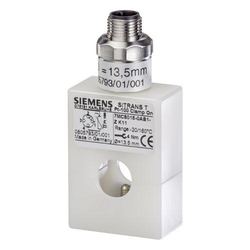 Widerstand-Temperatursensor / clamp-on / HART Schnittstelle / für die Pharmaindustrie