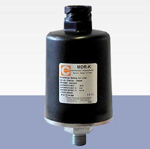 Druckschalter für Flüssigkeiten / für Luft / Membran / robust