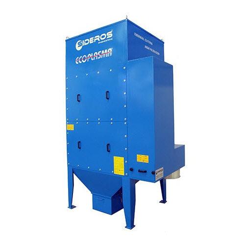 Aktivkohle-Entstauber / Gegenstrom-Abreinigung / kompakt / modular
