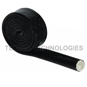 Glasfaserhülle / Thermoschutz / Rohr / für Kabel