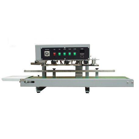 kontinuierliche Heißsiegelmaschine / halbautomatisch / automatisch / für Verpackungen