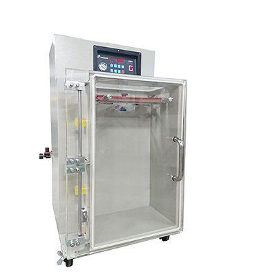 Vakuum-Verpackungsmaschine / manuell / für Pulver / für die Lebensmittelindustrie