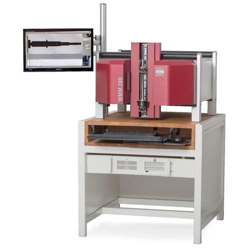 Welle-Messmaschine