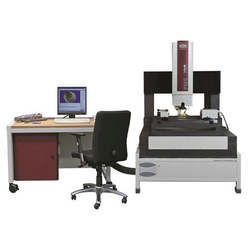 computergesteuerte Koordinatenmessmaschine / Brücken / für Kurbelwelle / Multisensor