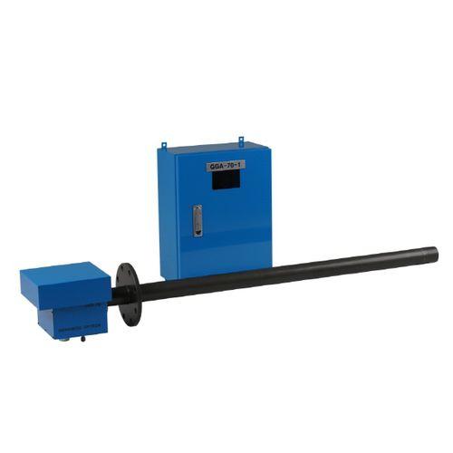 Sauerstoffanalysator / Rauchgas / Kamingas / für Abgas