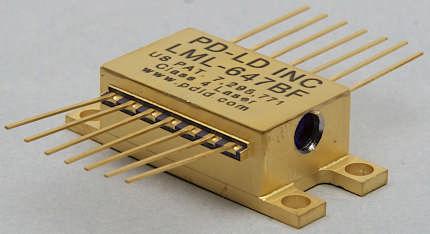 Laserdiode mit kontinuierlicher Welle / Festkörper / für unterschiedliche Wellenlängen / Hochenergie