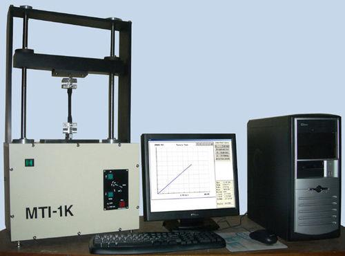 Universalprüfmaschine / Material / vertikal / kompakt