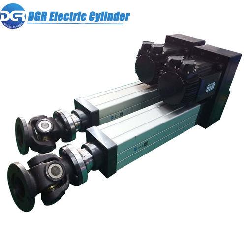 Linearantrieb / elektrisch / Doppel / Kugelgewindespindel