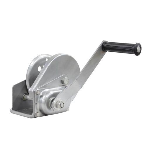 manuelle Winde / kompakt / robust / Edelstahl