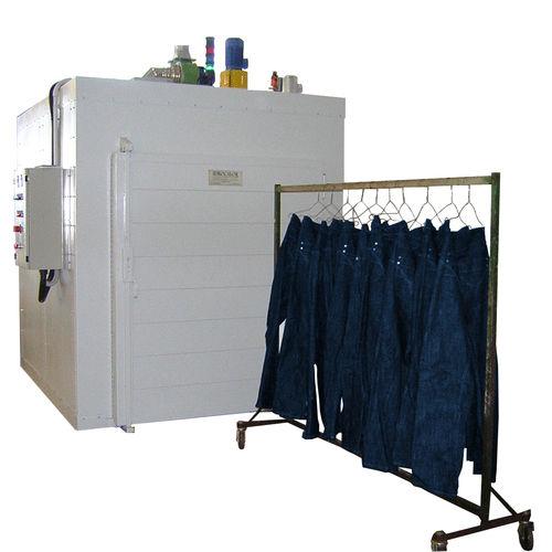 Wärmebehandlungsofen / mit Trocknerfunktion / Backofen / Kammer