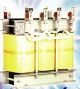 Leistungstransformator / trocken / einphasig / 3-Phasen