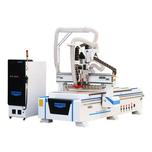 CNC-Konturfräsmaschine - Blue elephant